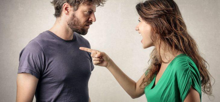 Yritätkö jatkuvasti muuttaa puolisosi käyttäytymistä?